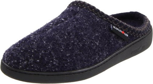 Unisex AT Wool Slipper by Haflinger