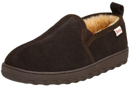 Men's Cody Sheepskin Slipper by Tamarac