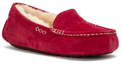 Women's Ansley Suede Slipper by UGG Australia