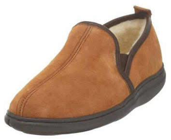 Men's Klondike Closed-Back Slipper by L.B. Evans