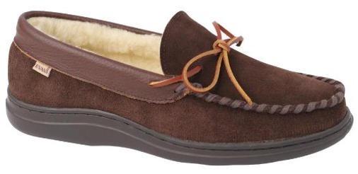 Men's Atlin Terry Slipper by L.B. Evans