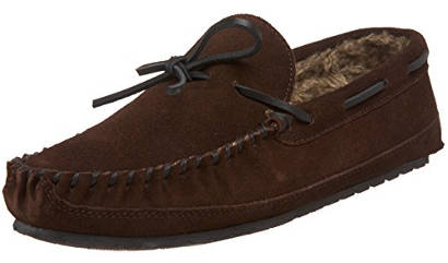 Minnetonka Men's Casey Slipper