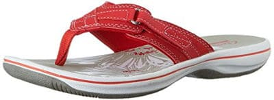 Clarks Women's Breeze Sea Flip Flop