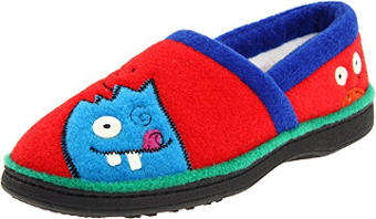 Acorn Monster Slipper
