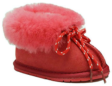 Cool Beans Sheepskin Children's Slippers