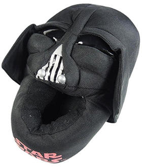 Star Wars Little Boy Slippers
