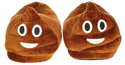 Emoji Winter Cherioll Women's Slippers