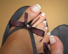Foot pedicure dos and don'ts