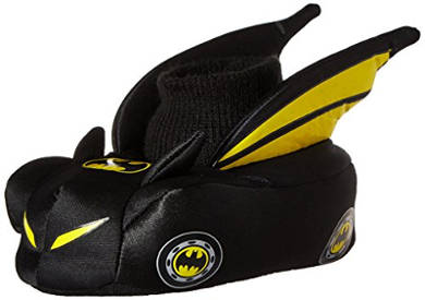 Batman Batmobile Slipper