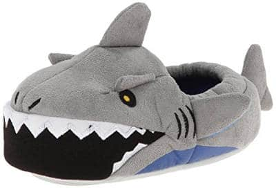 Stride Rite Boy's Light-Up Mouth Shark Slipper