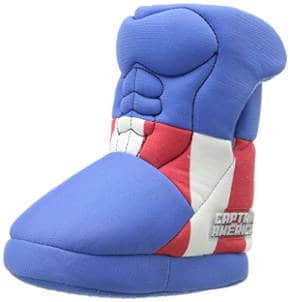 Marvel Captain America Slipper