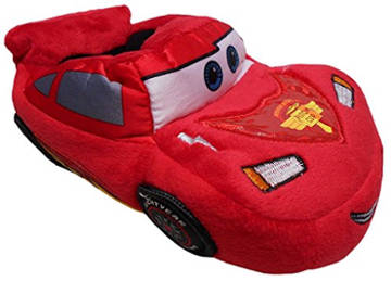 Disney Lightning McQueen Cars Slipper