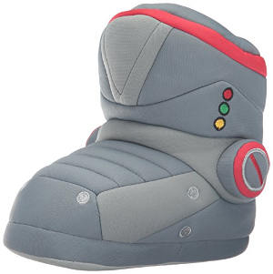 Trimfit Boys Robot Boot Slippers