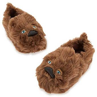 Disney Star Wars Chewbacca Deluxe Slippers for Kids