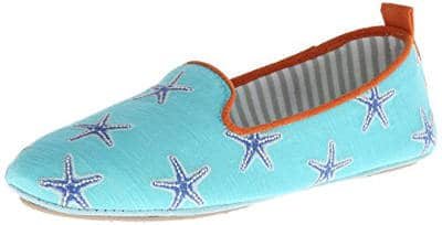 Starfish slippers