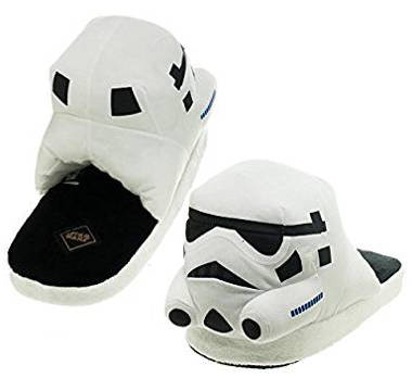 Star Wars Stormtrooper Adult Slippers