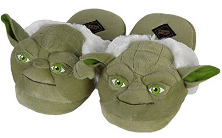 Star Wars Yoda Unisex 3D Slippers