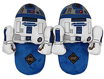 Star Wars R2D2 Slipper for Adults