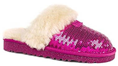Ugg Australia Dazzle Youth Round Toe Canvas