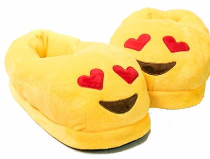 Ankit Emoji Home Slippers