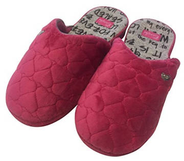 "Corifei ""Heart"" Women Slippers"