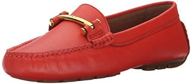 Ralph Lauren Women's Caliana Slip-On Loafer
