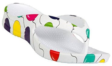 Dawgs Kids' Flip Flops