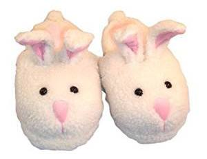 Bunny Slippers by Jones Mercantile