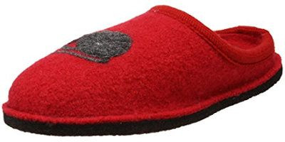 Haflinger Women's Kitty Slipper