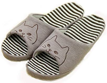 Cat Slippers by Oyangs