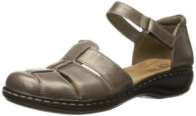 Clarks Women's Leisa Wave Fisherman Sandal