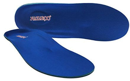 Nazaroo Orthotics for Flat Feet