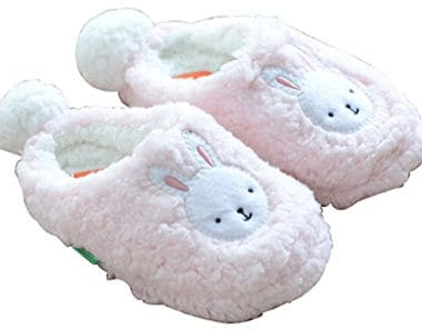 Bunny Slippers by Blubi