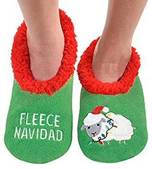 Women's Ugly Christmas Collection Holiday Snoozies