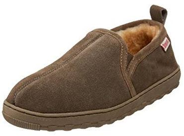 Tamarac by Slippers International Men's Cody Sheepskin Slippers