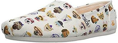 Skechers Bobs Plush Pup Smarts Women's Slip On Alpargata Flats