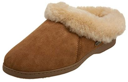 ACORN Women's Ewe Collar Slippers