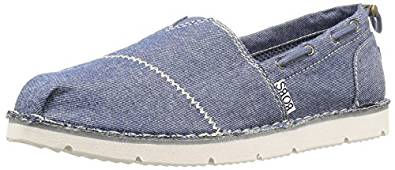 BOBS from Skechers Women's Chill Luxe Flat