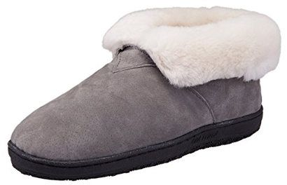 Old Friend Women's Ankle Slipper