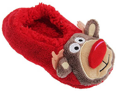 Co-zees Women´s 3D Christmas Novelty Slippers