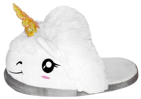 Thinkgeek Plush Unicorn Slippers