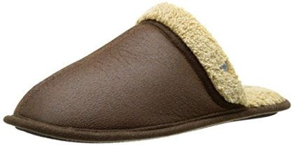Dockers men's scuff slipper