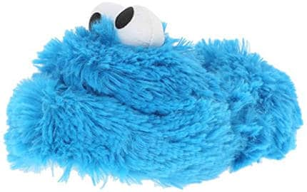 Stride Rite Boy's Cookie Monster Slipper