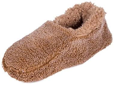 Snoozies Men's Two Toned Slipper Socks