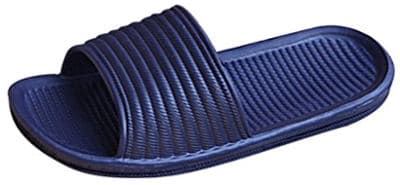 Unisex skid-proof home slippers