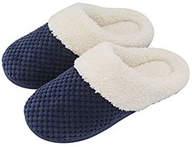 UltraIdeas Women's Memory Foam Clog Indoor Slippers