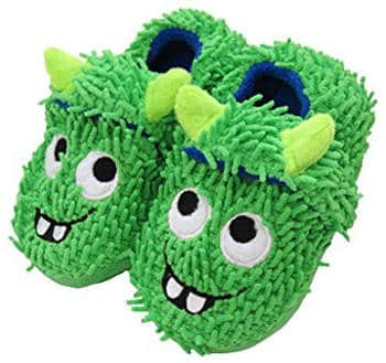 La Plage Monster slippers