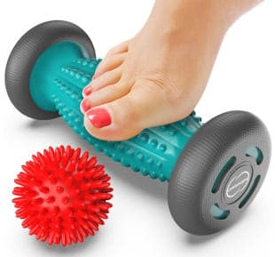 Foot Massager Roller and Ball
