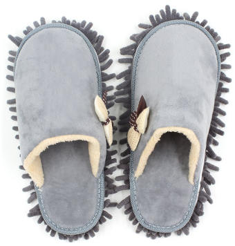 Duster house slipper
