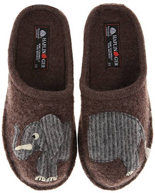 Haflinger Women's AR Ellie Flat Slippers